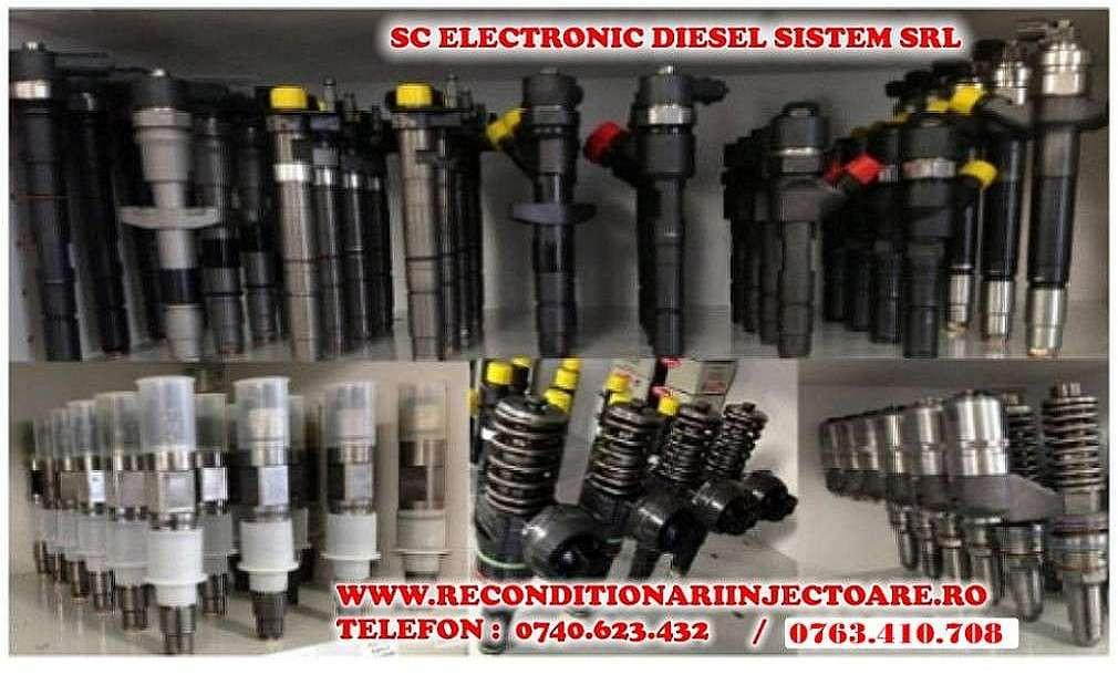 Reparatii injectoare Bosch - Coduri injectoare Bosch